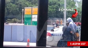 2 Chainz Was Arrested Today At LaGuardia (NYC) Airport For Brass Knuckles