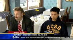 College Student Daniel Chong Abandoned In Jail Cell For Five Days (VIDEO)