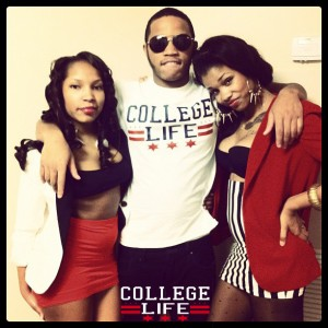 SHOP COLLEGE LIFE APPAREL NOW!