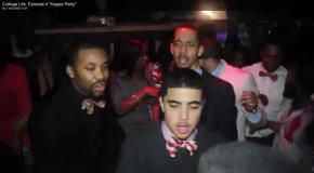 """Kappa Party"" @ IUP (VIDEO)"