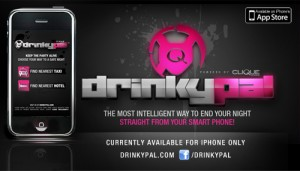 Now Available: DrinkyPal App