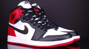 "Air Jordan 1 ""Black Toe"" (Details Inside)"
