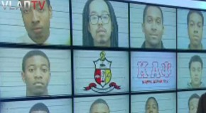 11 Members Of Black Fraternity In Atlanta Arrested For Hazing (Details Inside)