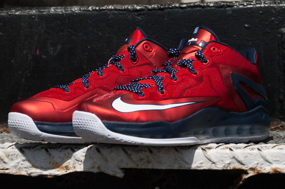 Official College Life #SNEAKERHEADS: NIKE LEBRON 11 LOW ...