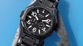 #FASHION: NIXON – THE TANGENT WATCH (Photos & Details)