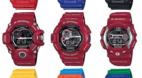 Casio G-Shock – September 2014 | New Releases
