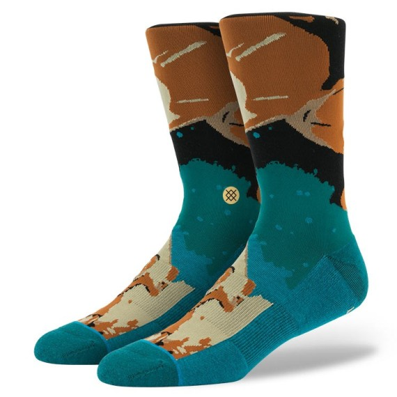 official college life dwyane wade x stance socks � holiday