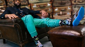 Dwyane Wade x Stance Socks – Holiday 2014 Collection (Photos & Details)