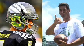 Marcus Mariota Could Be The First Hawaiian To Win The Heisman Trophy (Details Inside)