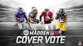 EA Sports Announces 'Madden NFL 16′ Final Cover Contestants; Beckham Jr (NYG), Brown (PIT), Gronk (NE), Peterson (ARI)