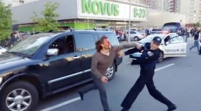 Ex-Olympic Wrestler Arrested, Not Shot, For Fighting Cops During DUI (Video)