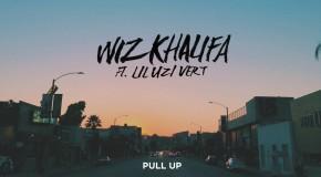 """WIZ KHALIFA FT. LIL UZI VERT – """"PULL UP"""" [AUDIO]"""