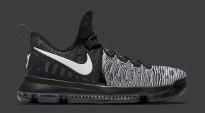 "#SNEAKERHEADS: The Nike KD 9 Gets the ""Oreo"" Look (Photos)"