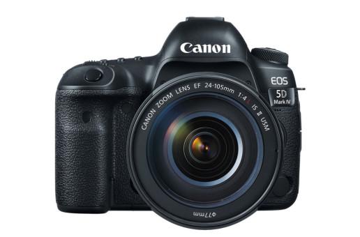 #TECH: Canon Unveils The EOS 5D Mark IV (Details Inside)