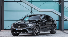 #AUTO: The New Mercedes-AMG GLC 43 Is a Sporty and Elegant SUV (Photos)