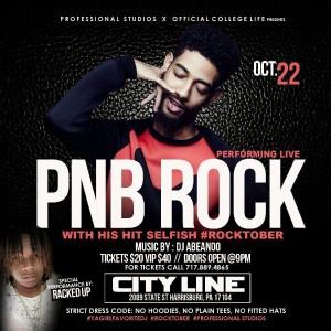 #RockTober: PnB Rock Live