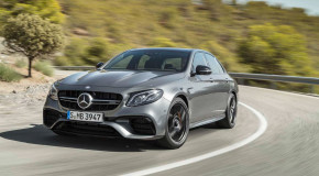 #AUTO: MERCEDES-AMG UNVEILS THE 2018 E63 S, THE FASTEST E-CLASS EVER