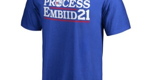 Embiid Files Trademark for 'The Process' to sell Apparel & Other Goods