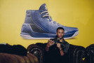 Under Armour's Stock Plummets Amid Slow Sales of the Curry 3