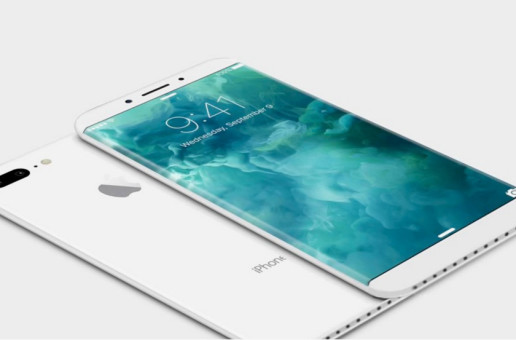 #TECH: iPhone 8 With Curved Screen Could Be Released as Soon as Next Year