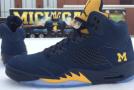 #SNEAKERHEADS: Michigan-Themed Air Jordan 5s Get Unveiled (Photos)