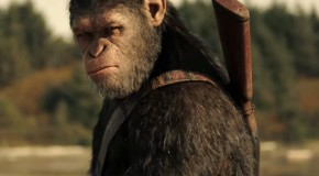 #MOVIE: 'War for the Planet of the Apes' Trailer Shows No Mercy (VIDEO)