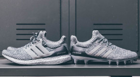 """#DOPE: ADIDAS UNVEILS THE ULTRABOOST CLEAT & ULTRABOOST 3.0 """"SILVER PACK"""""""