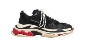 #FASHION: Balenciaga's Triple-S Sneaker (Photos)