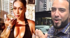 VIDEO: LaLa Hits The Strip Club With French Montana Who Gives an Update on How She's Doing (Video)