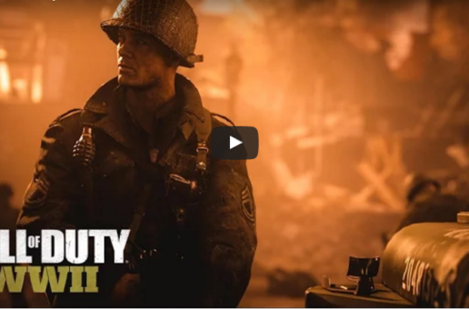 #GAMERS: The First Trailer for 'Call of Duty: WWII' Is Here (VIDEO)