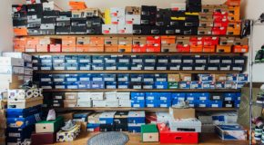 Why Are OG Sneakerheads Dumping Their Massive Collections?