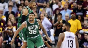 #NBA: The Boston Celtics Take Game 3 (111-108); Cavs Lead The Series (2-1) (Video)
