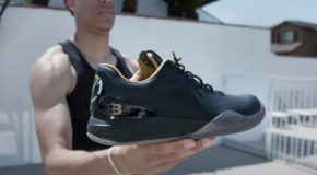 Exclusive: Lonzo Ball Debuts the ZO2, His Independently Made Signature Shoe (VIDEO)