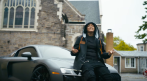 Music Video: @YoungMAMusic Flex's in Her New Audi R8 for 'Self M.Ade'