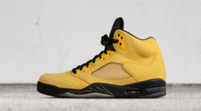 "#SNEAKERHEADS: AIR JORDAN 5 PAYS TRIBUTE TO MICHIGAN'S ""THE FAB FIVE"""
