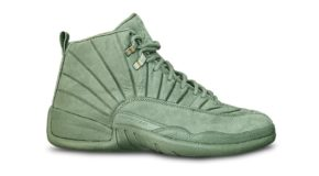 "#SNEAKERHEADS: First look at the PSNY x Air Jordan 12 ""Olive"" (Photos)"