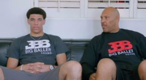 Lonzo Ball Says One Simple Thing Will Make People Buy His $495 Sneakers (Video)