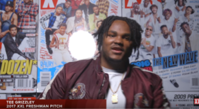 Tee Grizzley's Pitch for 2017 XXL (VIDEO)