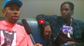 #VIDEO: Tyler The Creator Releases 'Cherry Bomb' Documentary