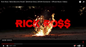 "Rick Ross Unleashes Video for Birdman Diss Track ""Idols Become Rivals"""