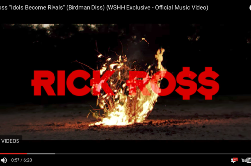 """Rick Ross Unleashes Video for Birdman Diss Track """"Idols Become Rivals"""""""