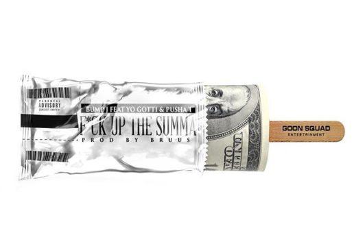 "Music: Bump J Ft. Yo Gotti & Pusha T – ""Fuck Up The Summa"""