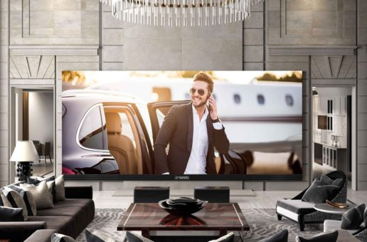 #TECH: C SEED Introduces the World's Largest Widescreen TV