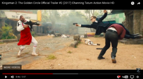 #MOVIE: 'Kingsman 2: The Golden Circle' Releases an Ultra Violent Red Band Trailer