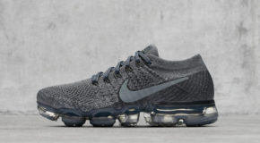 "#SNEAKERHEADS: THE NIKELAB AIR VAPORMAX ""DARK GREY"" DROPS NEXT WEEK (PHOTOS)"