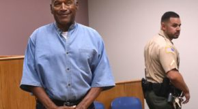 O.J Simpson Granted Parole after 9 Years in Prison