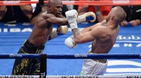 2.9 Million People Illegally Streamed the Floyd Mayweather vs. Conor McGregor Super Fight