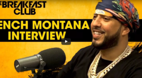 VIDEO: French Montana Confirms He Didn't Know Who Produced 'Unforgettable' on The Breakfast Club