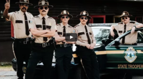 #MOVIE: The First Teaser Trailer for 'Super Troopers 2′ Has Finally Arrived (VIDEO)