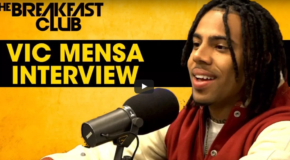 Vic Mensa Talks JAY-Z Relationship, New Album & Drops A Freestyle (VIDEO)